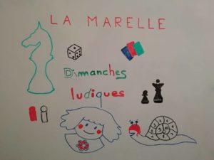 Dimanches ludiques @ Ludothèque La Marelle