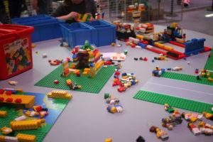 Lego en folie