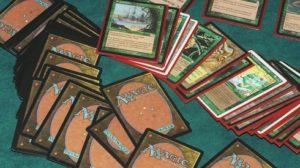 Soirée cartes Magic
