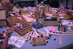 Mercredi constructions : Tom Tech